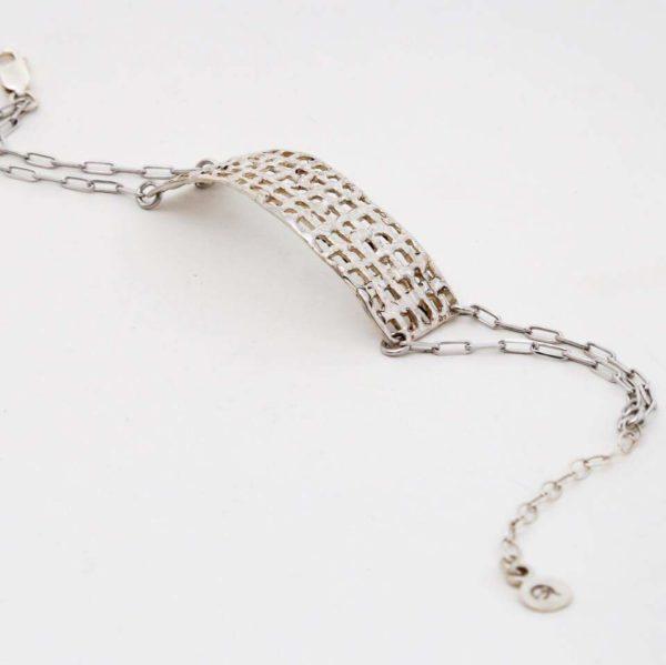 Bracelet Net Silver
