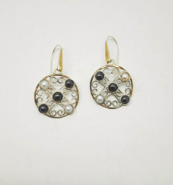 Byzantine Art earrings