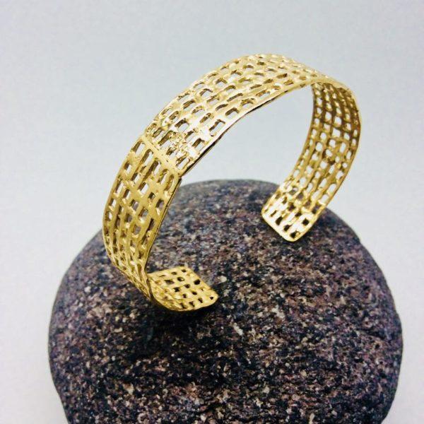 Net bracelet