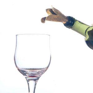 Nectar wine server
